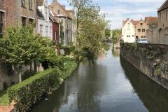 Ogródki przy kanale